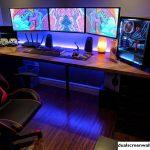 Cara Mengatur Tiga Monitor Untuk Gaming Super Ultrawide