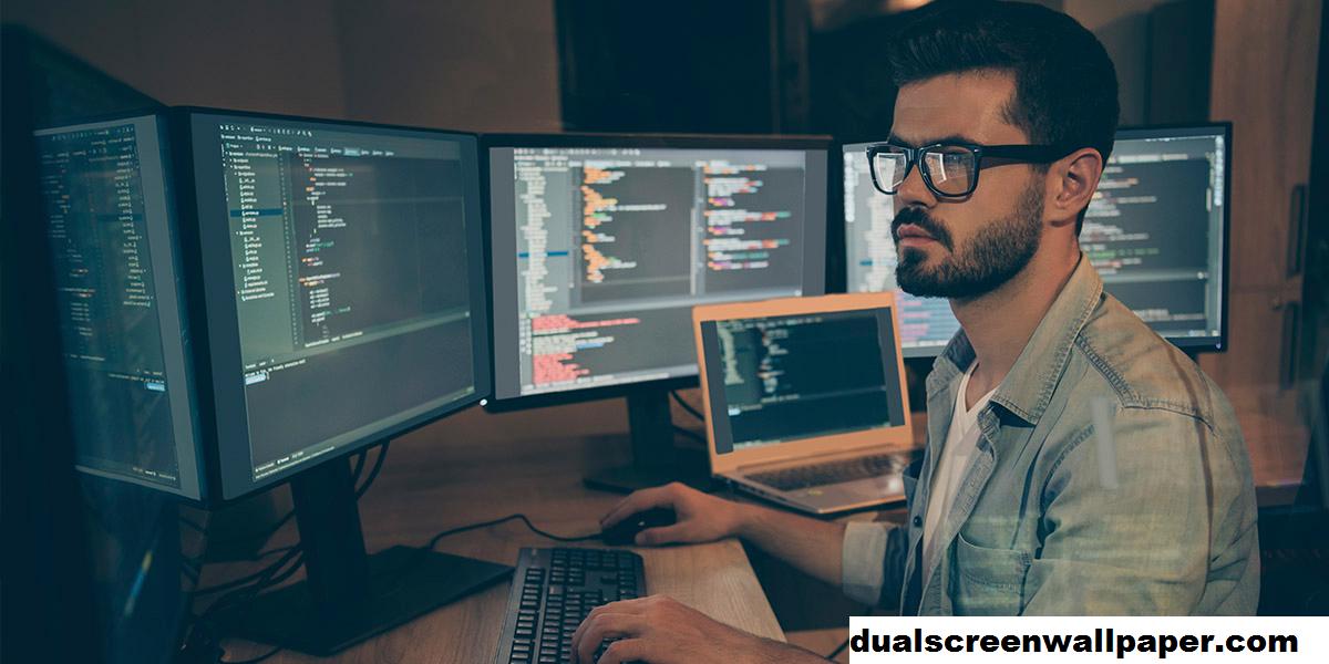 Cara Menetapkan Wallpaper Berbeda Untuk Multi Monitor Di Linux
