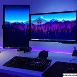 Mengopersikan Wallpaper Berbeda Di Monitor Windows 7