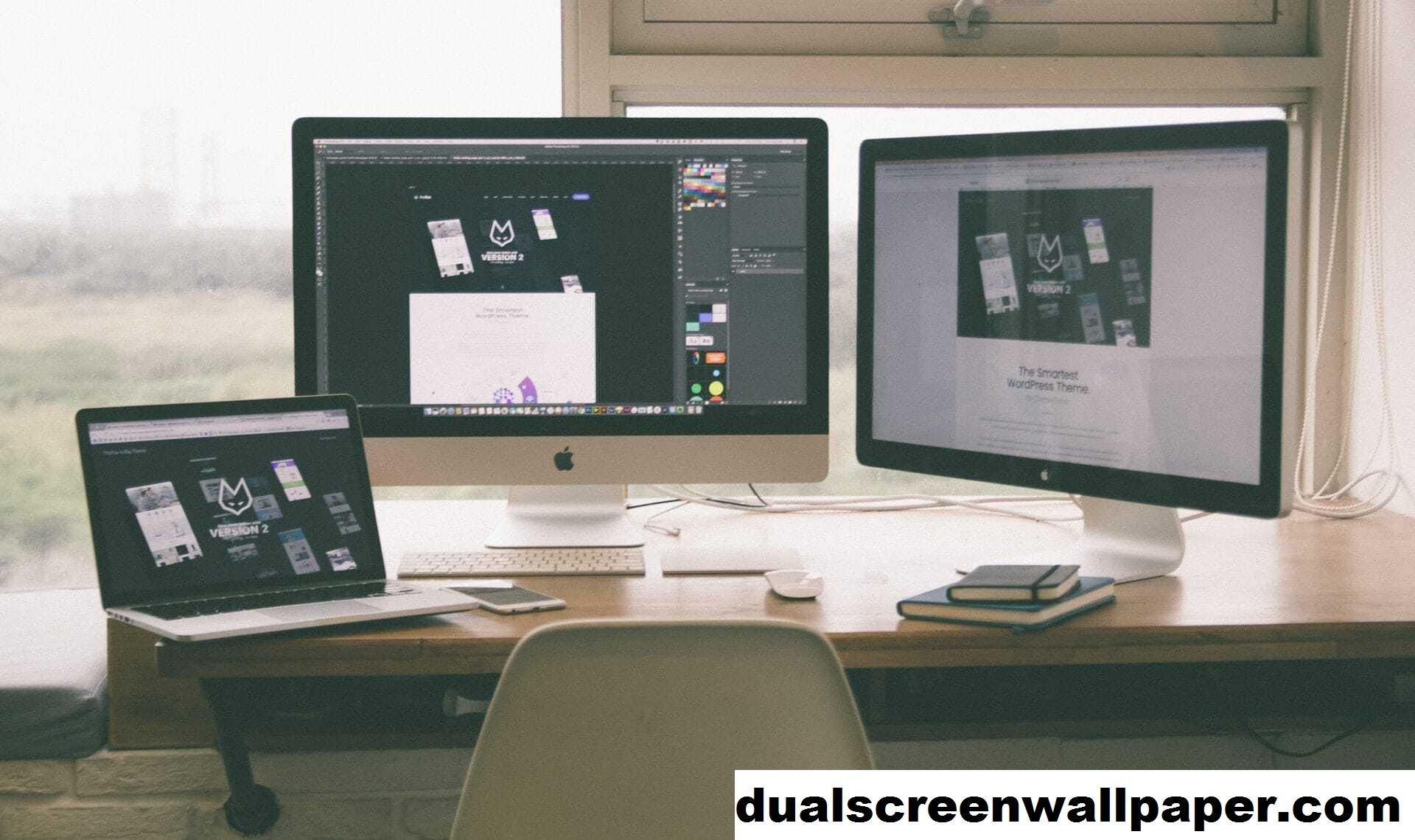 Membahas Tentang Manfaat Jika Kalian Memakai Dual Monitor