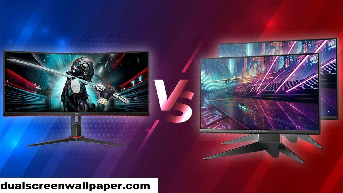 Ultrawide VS Dual Monitor: Manakah Yang Terbaik?