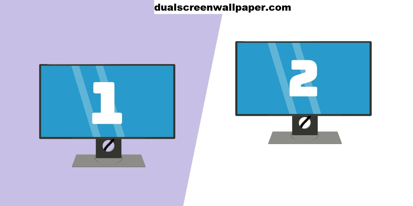 Cara Mengatur Wallpaper Berbeda Di Beberapa Monitor