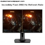 Ulasan Dual Monitor Asus TUF Gaming VG279QM 280Hz